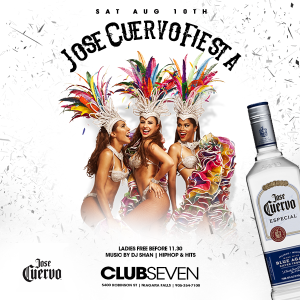 Club Seven - Special Events - Saturday August 10, 2019