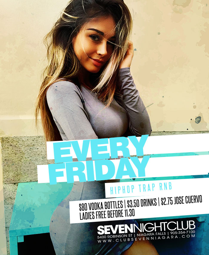 Club Seven - Every Friday