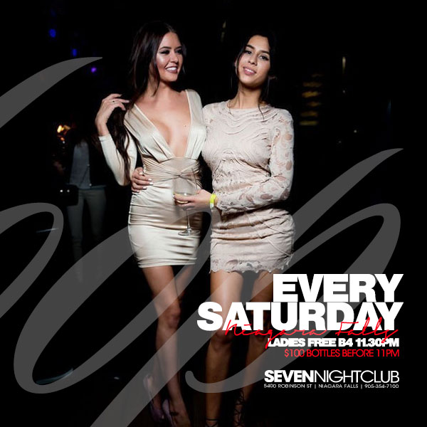 Club Seven - Every Saturday Niagara Falls