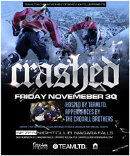 Club Se7en Crashed Ice