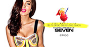 Club Se7en - Friday's - Ciroc - Sex on the Beach