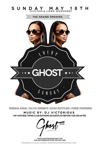 Club Se7en - Ghost on Sunday