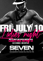 Club Se7en Nightclub - Ladies Night
