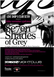 Club Se7en Shades of Grey
