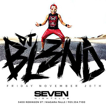 Club Se7en - Special Events - DJ Blend