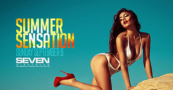 Club Se7en - Special Events - Summer Sensation