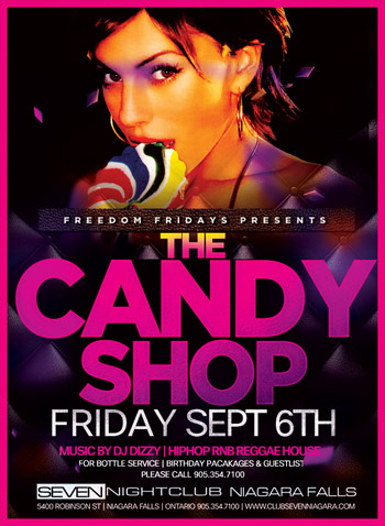 Club Se7en - The Candy Shop