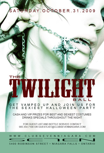 Club Se7en Twilight