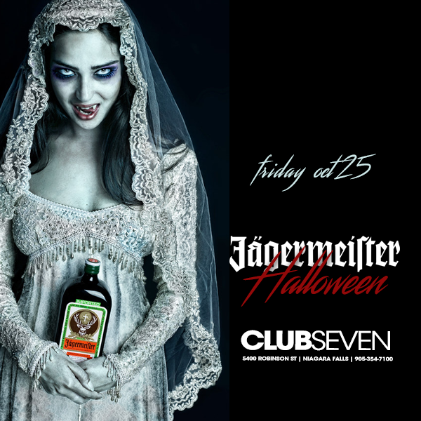 Club Seven - Special Events - Halloween 2019